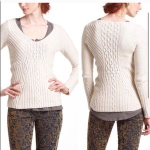 Anthropologie • Far away From Close • sweater